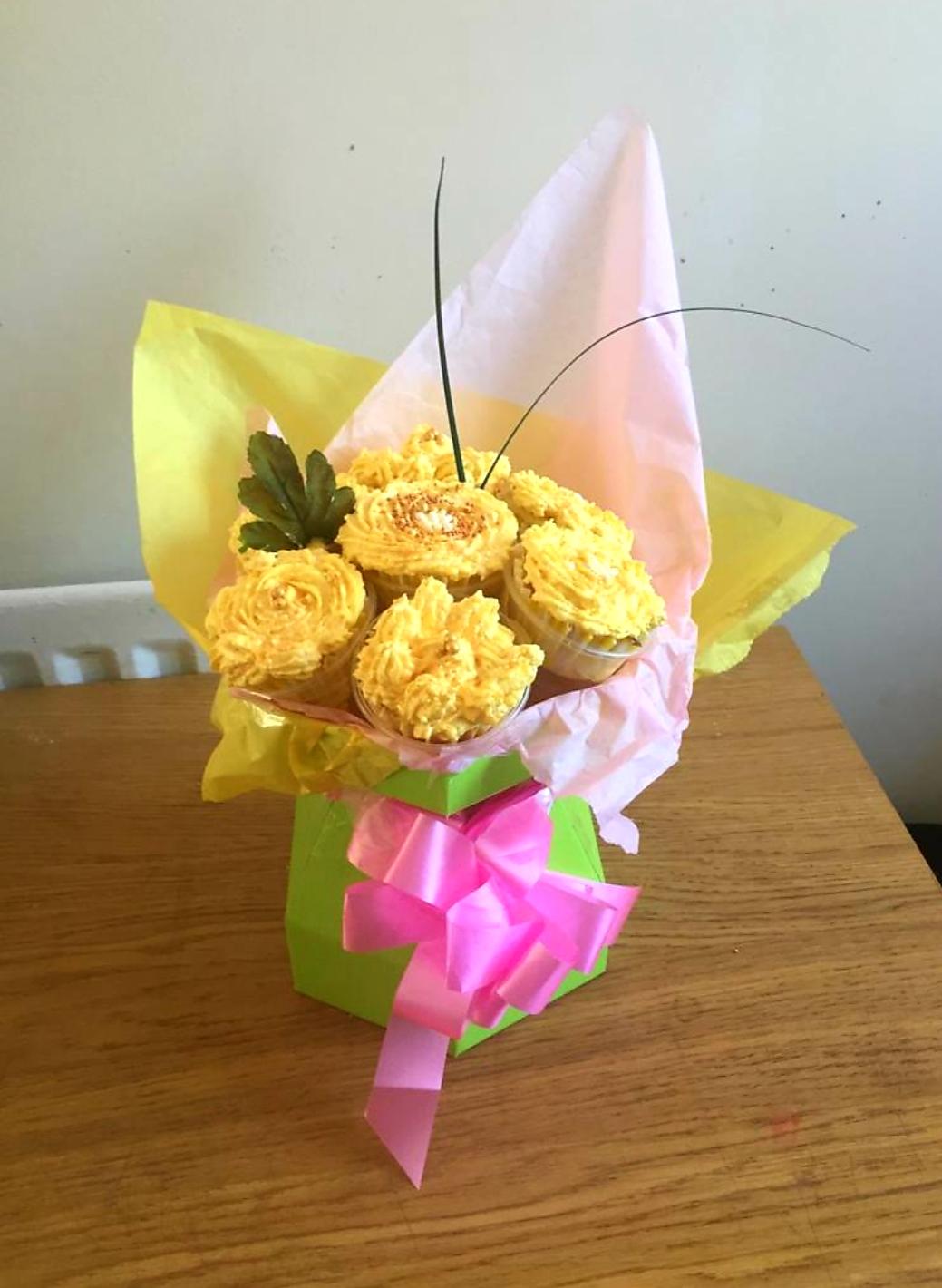 A Cupcake Bouquet!