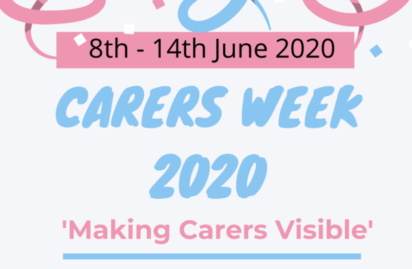 Carers Week general promotion key information