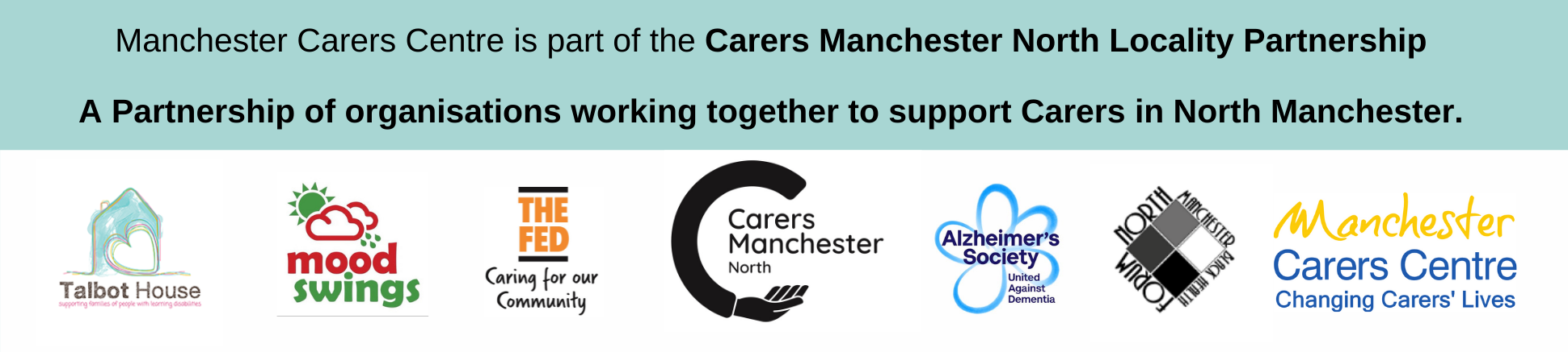 Carers Manchester North Locality Banner