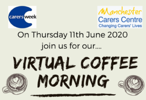 Virtual coffee morning small